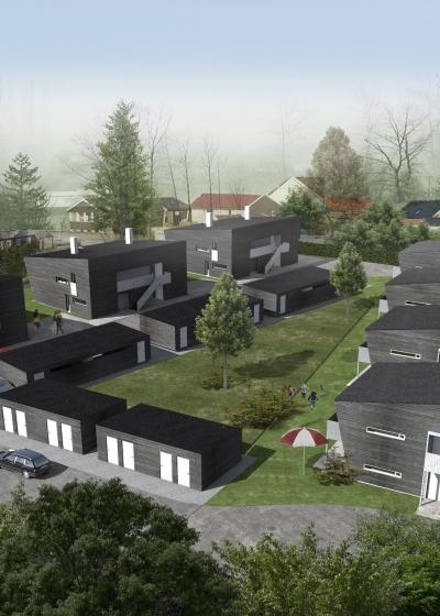 28 leiligheter på Jessheim